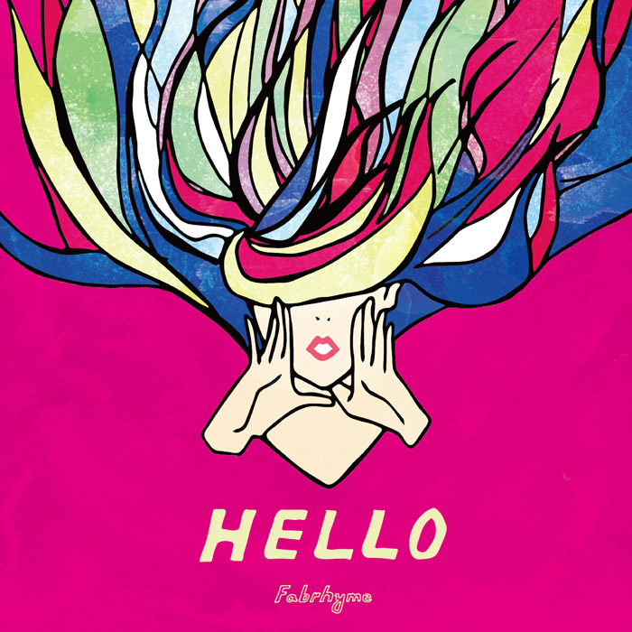 "Fabrhyme 1st Album ""HELLO"""